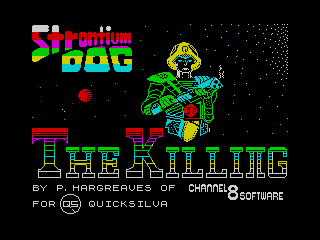 Strontium Dog: The Killing (Strontium Dog: The Killing)