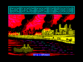 Great Fire of London, The (Great Fire of London, The)