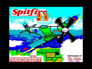 Spitfire 40 (Spitfire 40)