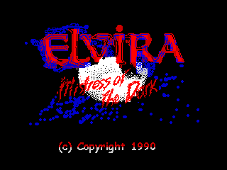 Elvira - Concept 3 (Elvira - Concept 3)