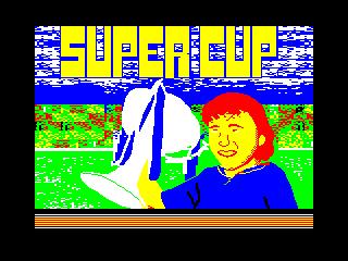 Super Cup Football (Super Cup Football)