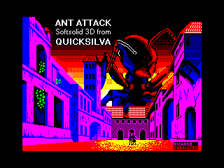 Ant Attack (Ant Attack)