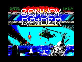 Convoy Raider (Convoy Raider)