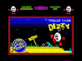 Treasure Island Dizzy (Treasure Island Dizzy)