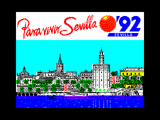 Para vivir Sevilla'92 (Para vivir Sevilla'92)