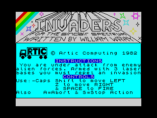 Invaders (Invaders)