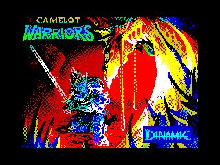 Camelot Warriors (Camelot Warriors)