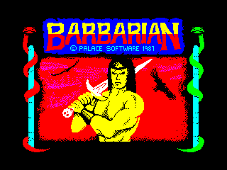 Barbarian: The Ultimate Warrior (Barbarian: The Ultimate Warrior)