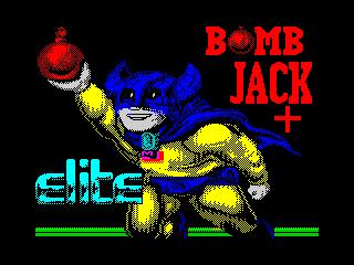 Bomb Jack + (Bomb Jack +)