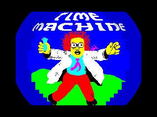 Time Machine (Time Machine)
