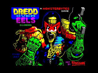 Dredd Over Eels (Dredd Over Eels)
