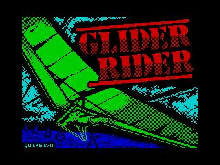 Glider Rider - Redux (Glider Rider - Redux)