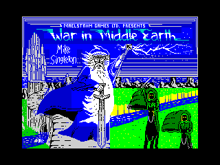 War in Middle Earth (War in Middle Earth)