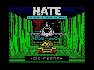 H.A.T.E. (H.A.T.E.)