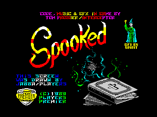 Spooked (Spooked)