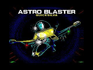 Astro Blaster (Astro Blaster)