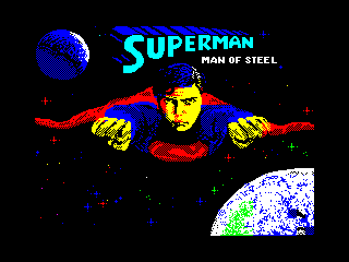 Superman - The Man of Steel (Superman - The Man of Steel)
