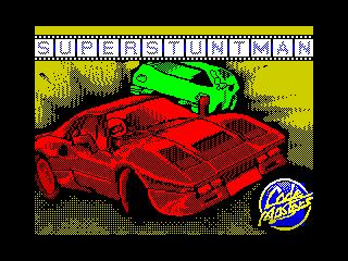 Super Stuntman (Super Stuntman)