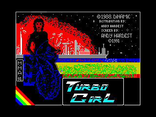 Turbo Girl (Turbo Girl)