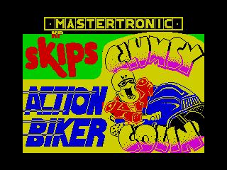 Action Biker (Action Biker)