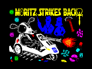 Moritiz Strikes Back (Moritiz Strikes Back)