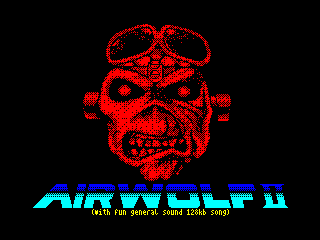 Airwolf II (Airwolf II)