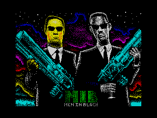 Men in black (Men in black)