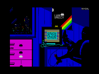 The Speccy Night (The Speccy Night)
