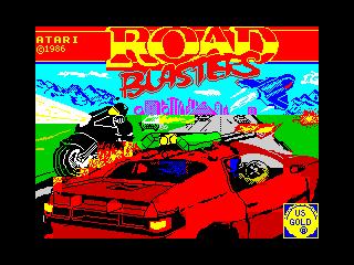 Road Blasters (Road Blasters)