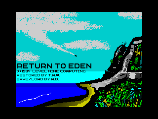 Return to Eden (Return to Eden)