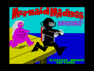 Mermaid Madness (Mermaid Madness)