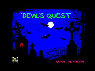 Devil's Quest (Devil's Quest)