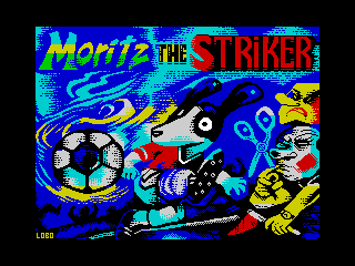 Moritz The Striker (Moritz The Striker)