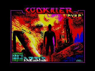 Godkiller Exile (Godkiller Exile)