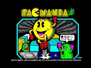 Pac-Mania (Pac-Mania)