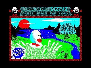 Dizzy 1 C64 (Dizzy 1 C64)