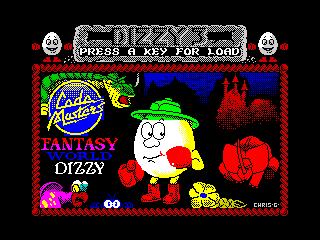 Fantasy World Dizzy C64 (Fantasy World Dizzy C64)