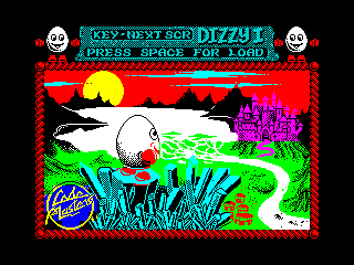 Dizzy 1 CPC (Dizzy 1 CPC)