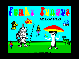 Funky Fungus Reloaded Titul (Funky Fungus Reloaded Titul)