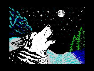 Одинокий волк (Одинокий волк)
