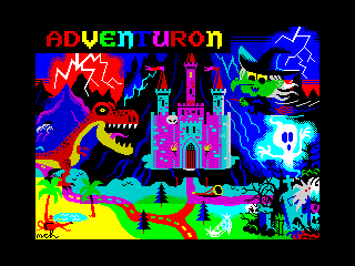 ADVENTURON castle