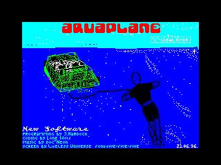 Aquaplane (Aquaplane)