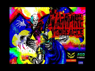 Vampire Vengeance (Vampire Vengeance)
