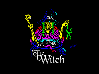 The Witch (color version) (The Witch (color version))