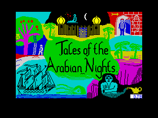 Tales of the Arabian Nights (Tales of the Arabian Nights)