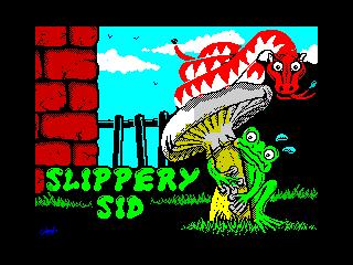 Slippery Sid (Slippery Sid)