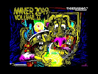 Miner 2049er Volume II (Miner 2049er Volume II)