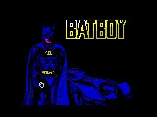 Bat Boy (Bat Boy)