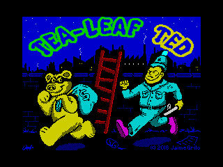Tea-Leaf Ted (bear version)