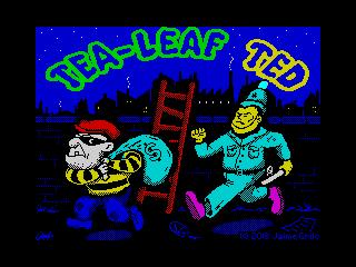 Tea-Leaf Ted (man version) (Tea-Leaf Ted (man version))